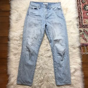 Madewell The Perfect Summer Jean 28